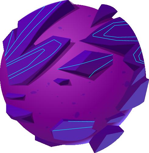 Pianeta viola