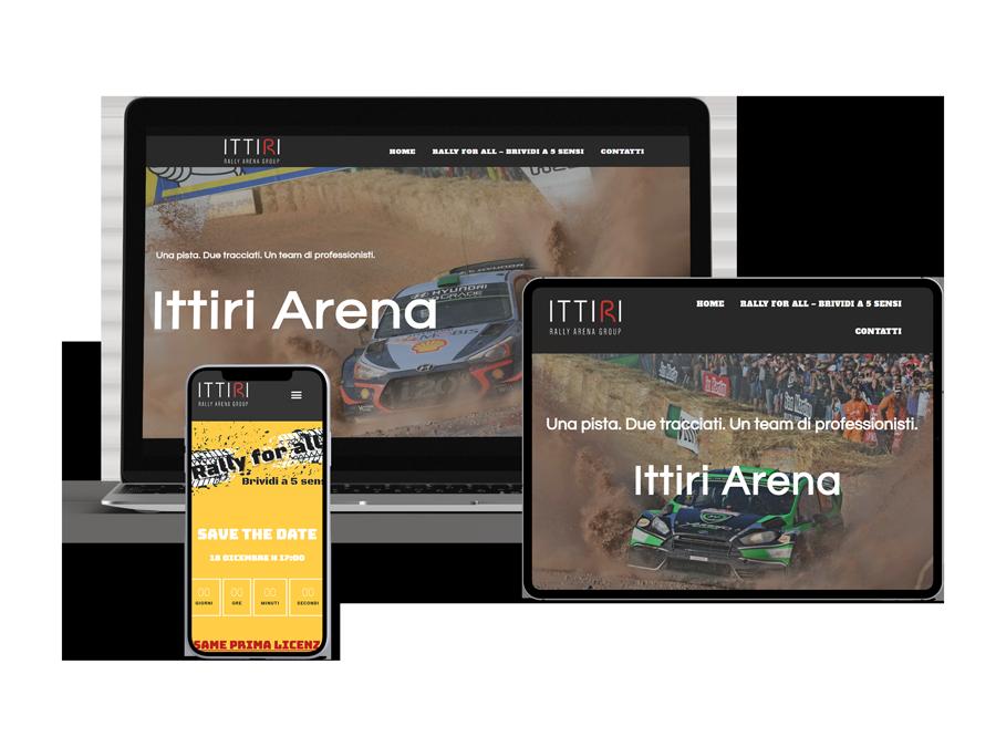 Rally Arena Group - La tua pista rally in Sardegna